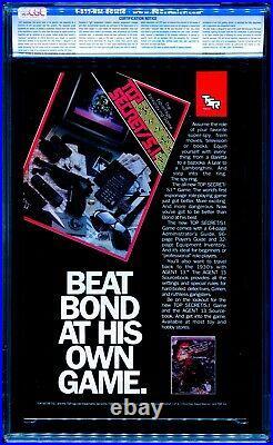 1988 MARVEL COMICS AMAZING SPIDER-MAN #300 CGC 9.2 OWithW 1ST APP VENOM MCFARLANE