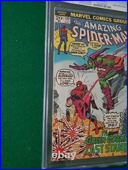 Amazing Spider-Man 121 & 122 CGC 6.5 / 7.5 Classic Death of Gwen Stacy / GG Sty