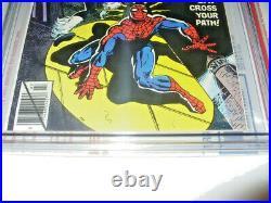 Amazing Spider-Man 194 CGC 9.8 1st Black Cat Key 300 101 mcu #194 xmen venom