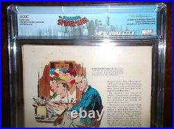 Amazing Spider-man #50 Cgc 4.0 1967 White Pages First Appearance Of Kingpin