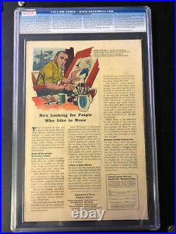 Daredevil 1 Cgc 5.0 First Apperance Of Daredevil! Rare! Hot Book
