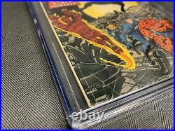 Fantastic Four #52 Cgc 2.5 1st Black Panther