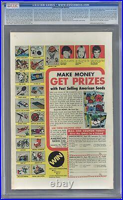Giant Size X-Men #1 CGC 9.0 1975 1203453004 1st app. Nightcrawler