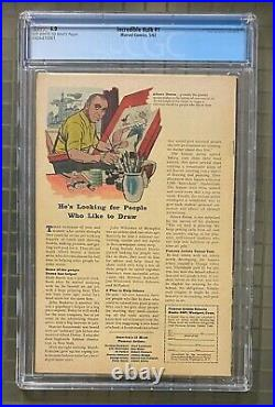 INCREDIBLE HULK #1 Marvel Comics 1962 CGC 6.0 Origin & 1st Appearance HIGH END