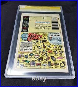 Marvel Amazing Spider-Man Comics #194 CGC 9.6 Stan Lee Signature 1st Black Cat