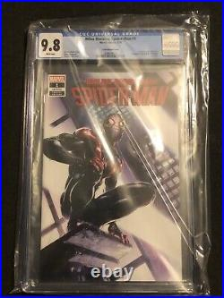 Miles Morales Spider-Man #1 CGC 9.8 Scorpion King Comics Crain Variant Cover NM