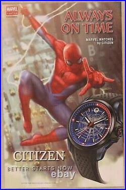 Spider-Gwen Ghost-Spider 1 Jee Hyung Lee 1100 Variant MARVEL RARE CGC Ready Gem
