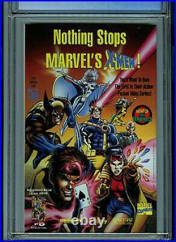Spider-man #375 CGC 9.8 1993 Gold Foil Marvel Comic 1st She Venom Ann Weying B14