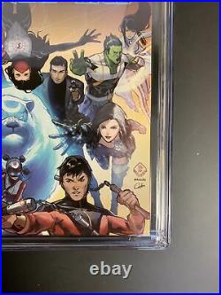 War of the Realms New Agents of Atlas #1 CGC 9.8