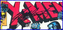 X-MEN 100 30¢ PRICE VARIANT SIGNED 2X STAN LEE +1 CGC SS VF/NM 9.0 Marvel 8/1976