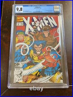 X-Men #4 (1992) CGC Graded 9.8 1st APP of Omega Red Deep Bright Colors